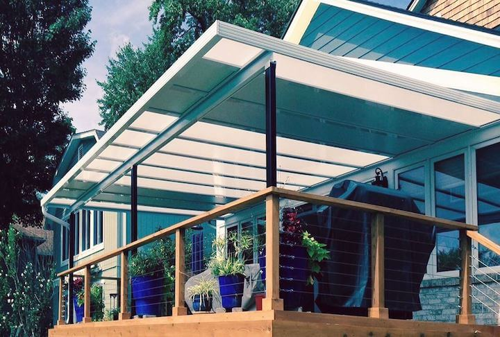 Patio Covers And Translucent Roof Systems Sunspace Of Philly